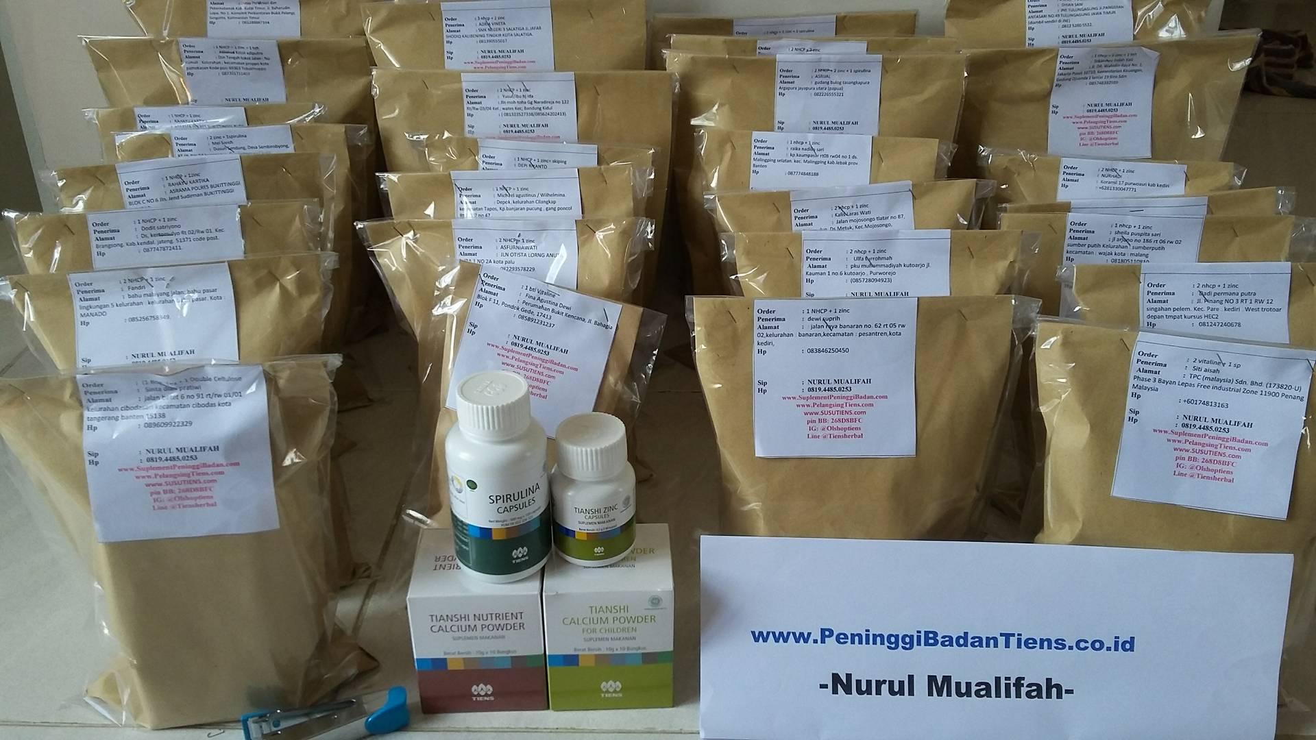 produk susu peninggi badan di indonesia yang bagus