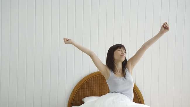 Kenapa Setiap Bangun Tidur Tinggi Badan Bertambah