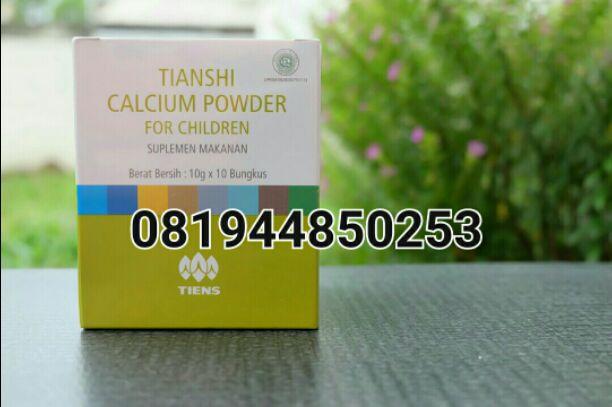 Tianshi Calsium Powder For Children