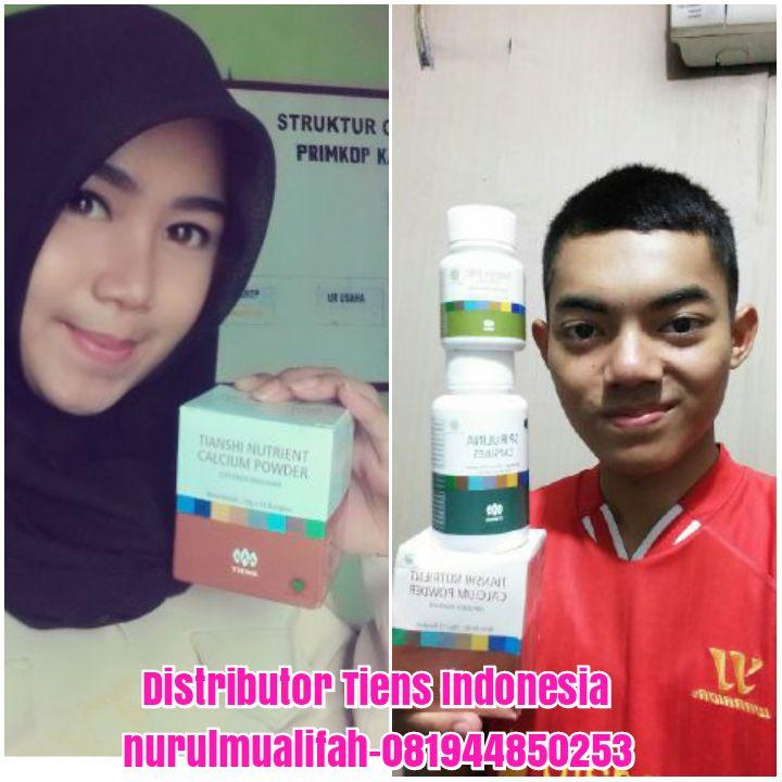 Toko Tempat Penjual Obat Peninggi Badan Tiens di Makassar Harga Termurah