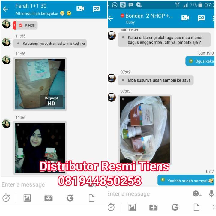 Agen Distributor Resmi Tiens Cabang di Kota Malang