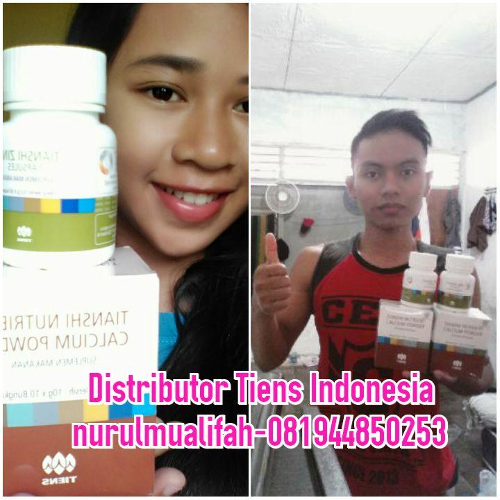 Agen Distributor Resmi Tiens Cabang di Kota Palembang
