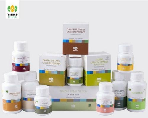 stokis resmi penjual produk Tiens