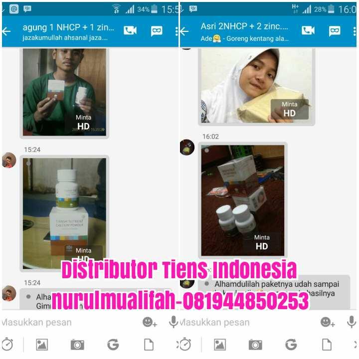 Jual Produk Tiens Di Lampung Harga Termurah