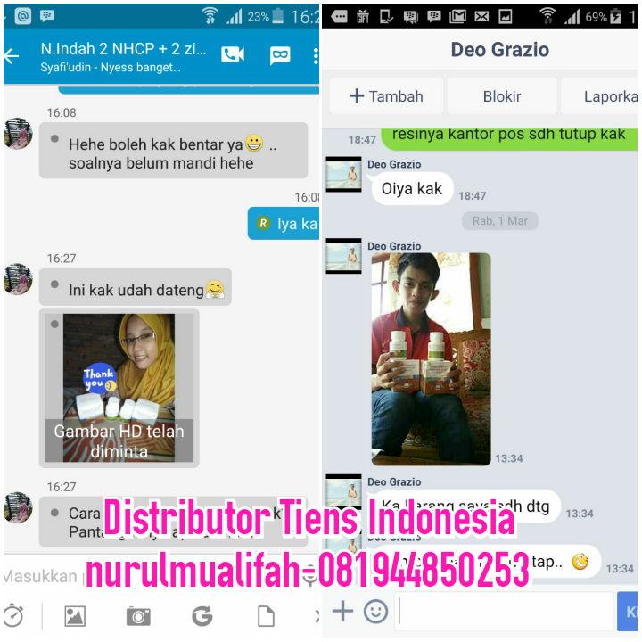 Alamat Distributor Resmi Tiens Di Makassar
