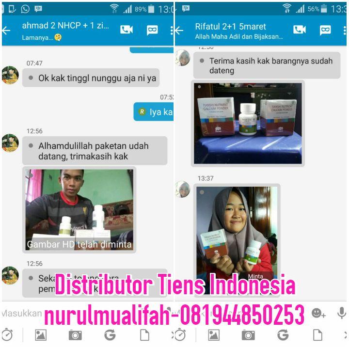 Alamat Distributor Resmi Tiens Di Semarang
