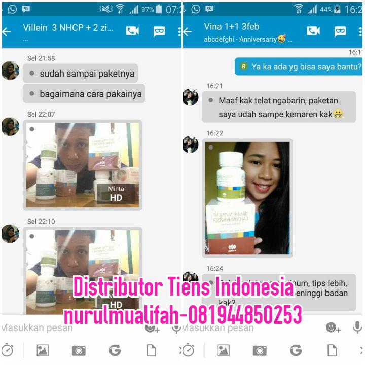 Toko Agen Resmi Tiens Di Palembang