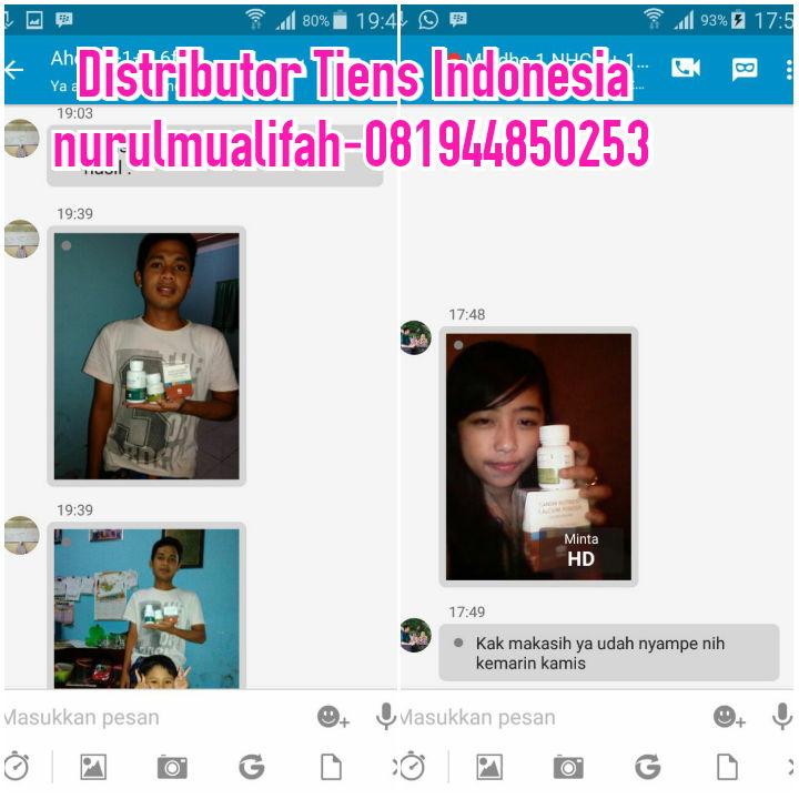 Kantor Distributor Resmi Tiens Cabang Di Kota Yogyakarta