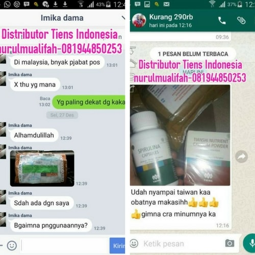 peninggi badan tiens malaysia