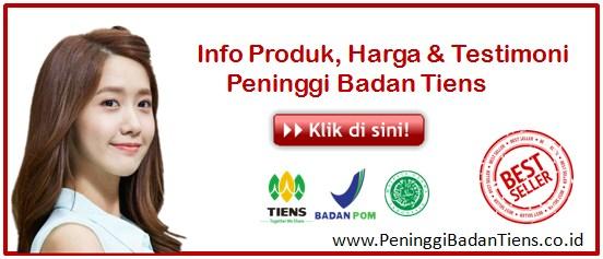 Harga Teh Detox Tiens Peninggi Badan