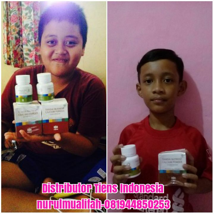 Vitamin Peninggi Badan Untuk Anak Balita Usia 1-12 Tahun