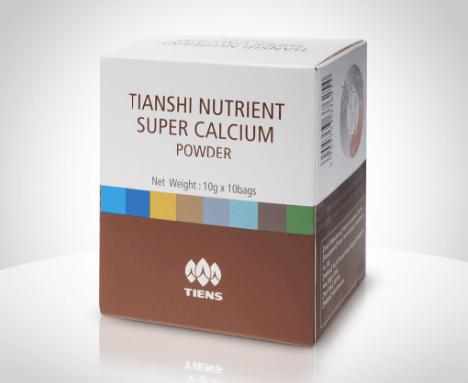 Manfaat dan khasiat dari susuTianhsi Nutrient Calcium Powder