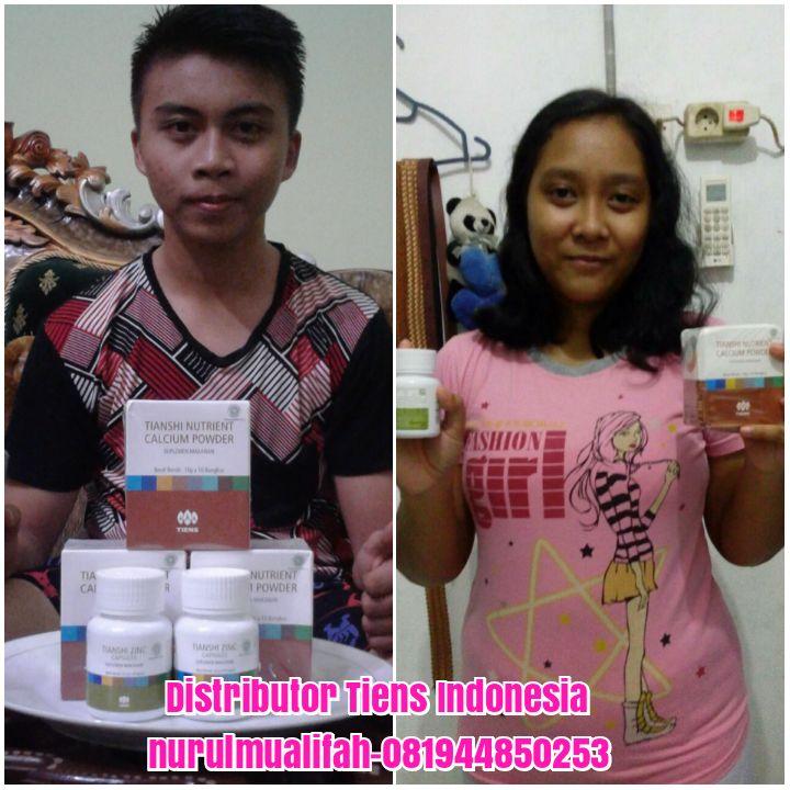 Jual Obat Peninggi Badan Tiens NHCP di Daerah Gorontalo Harga Termurah
