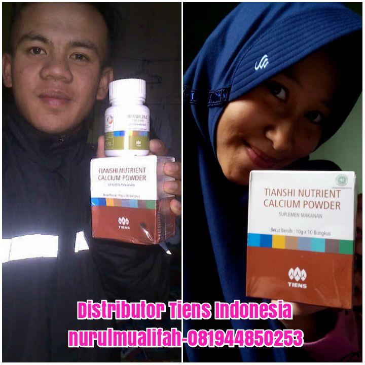 Toko Agen Distributor Resmi Jual Susu Kalsium Tiens Nutrient Calcium Powder