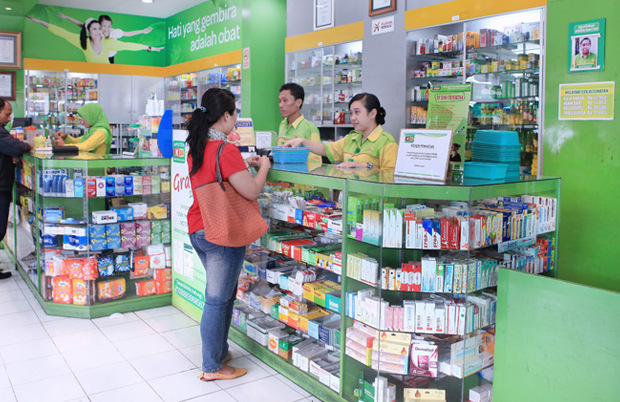 Apakah Zinc Capsules Tiens Ada Di Dijual Di Apotik Kimia Farma