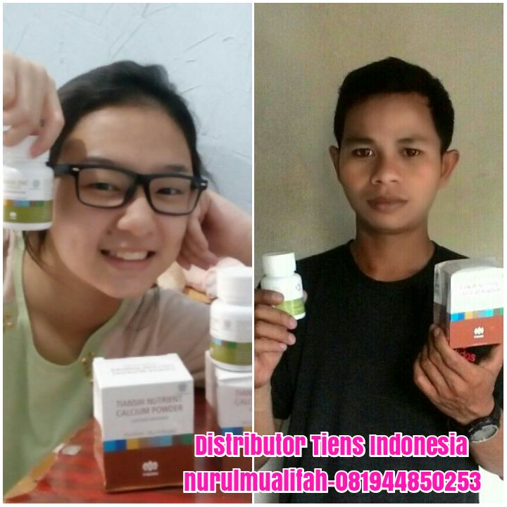 Daftar Harga Obat Peninggi Badan Tiens NHCP Zinc Di Malaysia Termurah