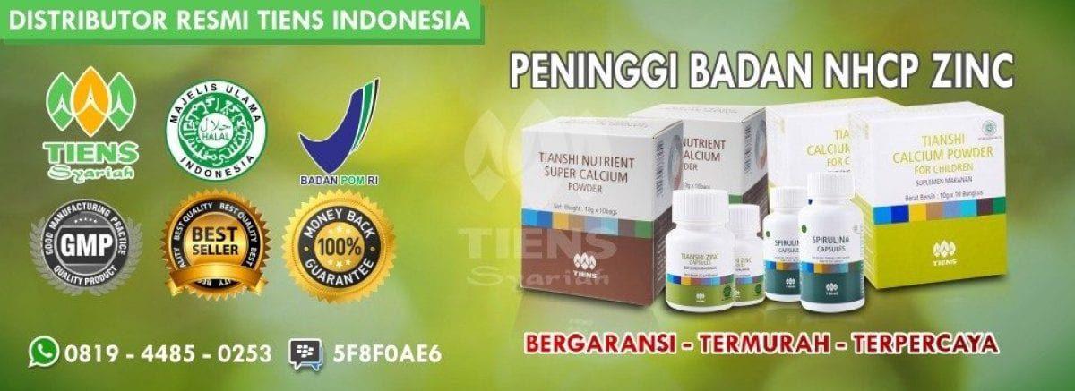 Situs Resmi Pusat Distributor Obat Peninggi Badan Tiens Indonesia Yang Bergaransi Asli