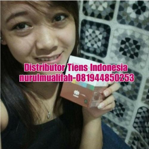 Supplier distributor resmi produk tiens peninggi badan nhcp harga grosir