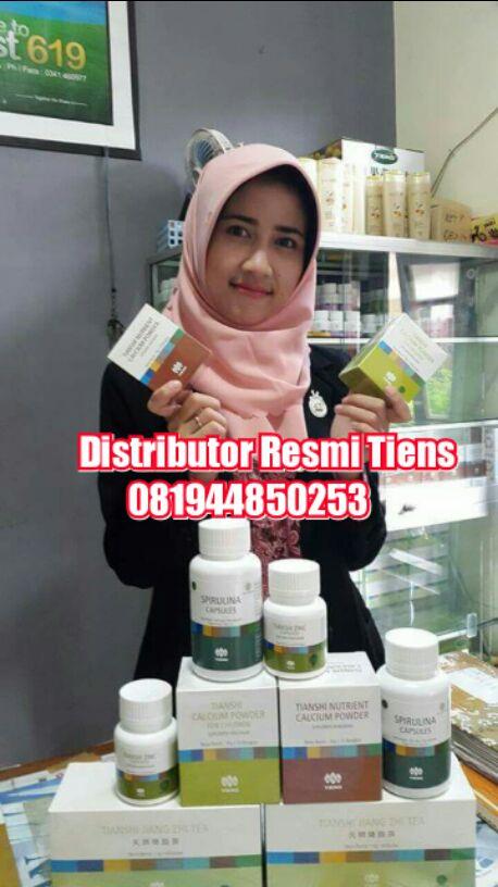 tempat toko resmi jual obat peninggi badan tiens di kota Daik harga grosir