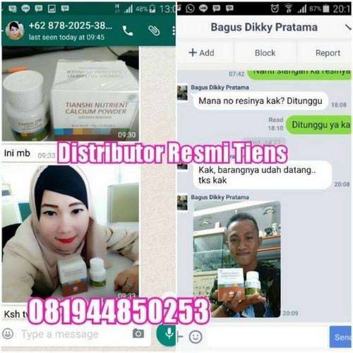 tempat toko resmi jual obat peninggi badan tiens di kota Aceh Jaya harga grosir2
