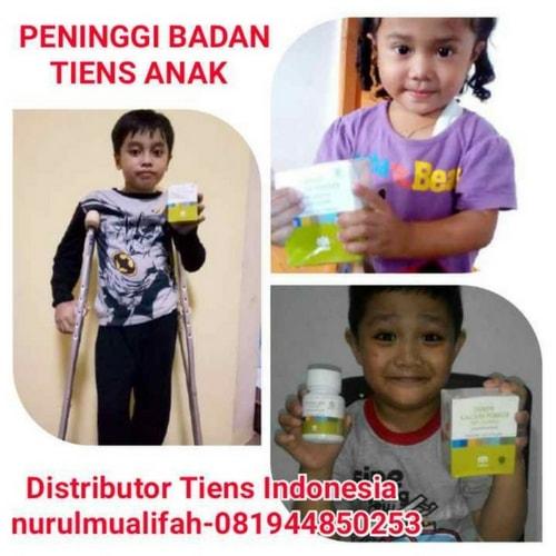3 Efek Samping Produk Paket Peninggi Badan Tiens Untuk Anak Yang Terjadi