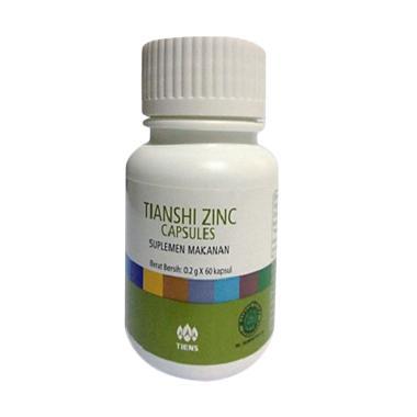 Zinc capsules1