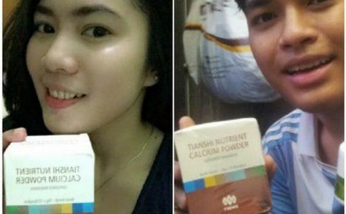 Review Pengalaman Minum Susu Nhcp Tiens Peninggi Badan Paket 10 Hari