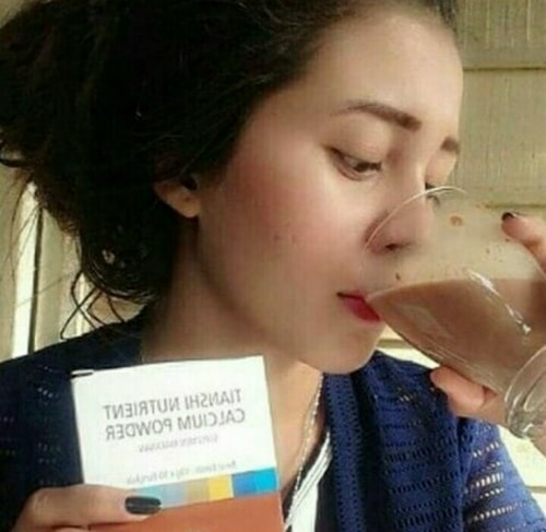 Produk Susu Peninggi Badan Tiens Nhcp Paket 20 Hari Naik 7cm