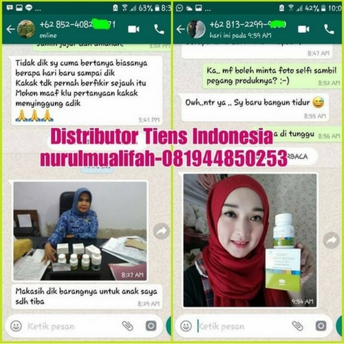 Review Produk Susu Tianshi Nutrient Calcium Powder