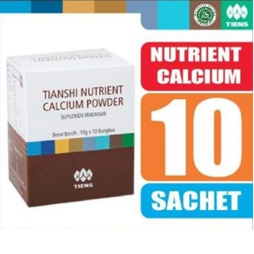 Nutrient Calcium Powder (NHCP) Tiens