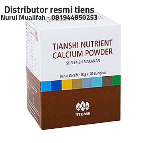 Produk Susu NHCP Tiens Untuk Dewasa