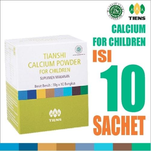 Review Tianshi Calcium Powder for Children1