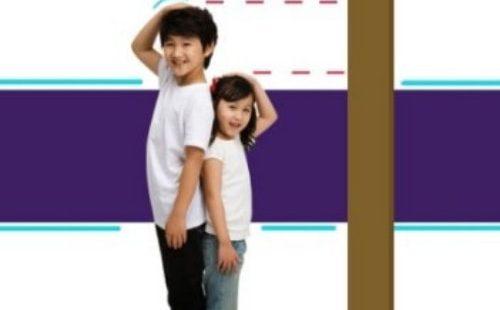 Tips cara memacu dan memaksimalkan pertumbuhan tinggi badan anak laki dan perempuan