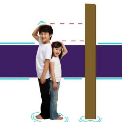 cara memacu dan memaksimalkan pertumbuhan tinggi badan anak laki dan perempuan