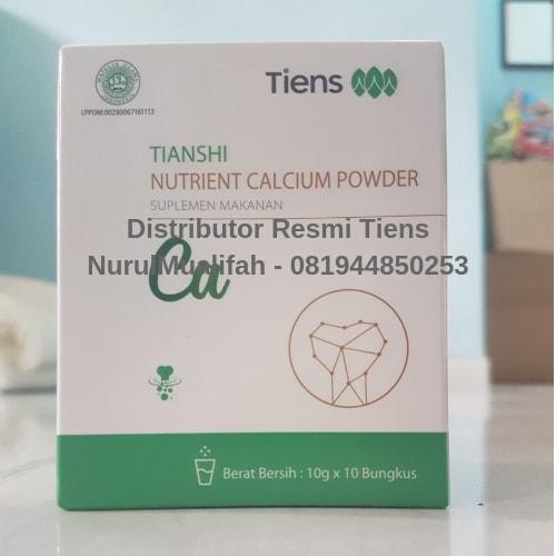 Nutrient Calcium Powder Tiens (Susu Nhcp Tiens)