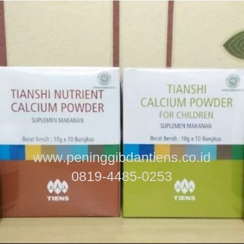Nutrient High Calcium Powder (NHCP) Tiens