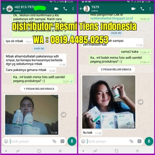 Obat Peninggi Badan Tiens Di Tangerang Selatan