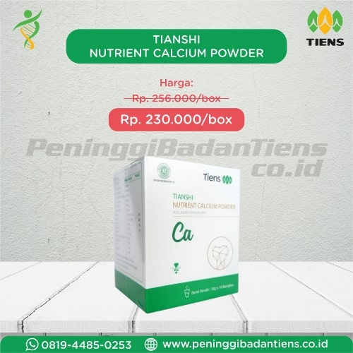 TIANSHI NUTRIENT CALCIUM POWDER