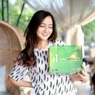 review super grow up hijau ternyata produk tiens