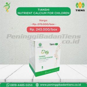 susu NHCP tiens for children (anak-anak)