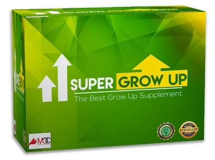 Apa Yang Dimaksud Super Grow Up