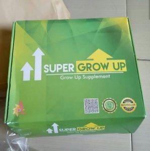 super grow up hijau vs tiens diketahui