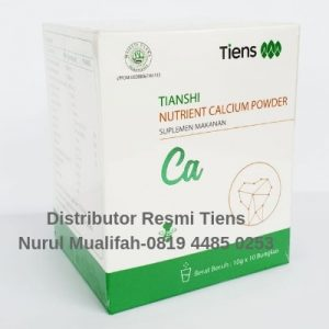 Nutrient High Calcium Powder Tiens