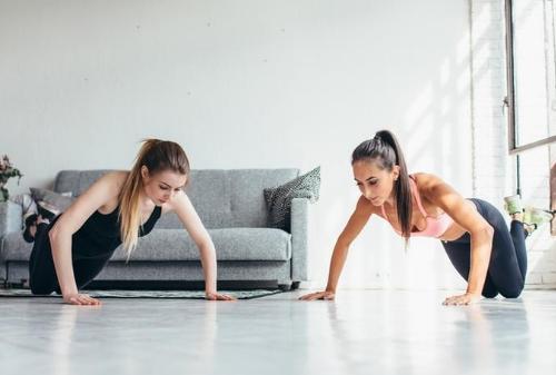 Inidia Tips Cara Alami Meninggikan Badan push up