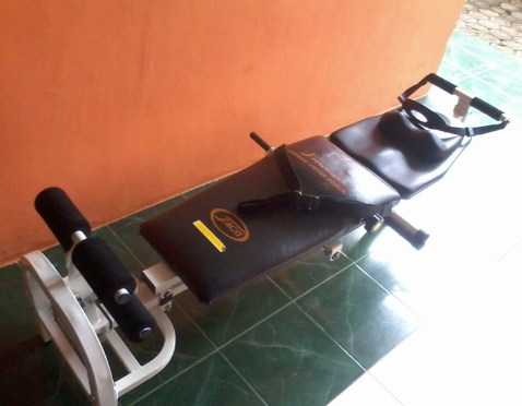 Alat Fitnes Jaco Therapy Bed