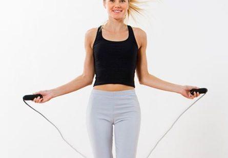 Apakah Dengan Lompat Tali Bisa Menambah Tinggi Badan?