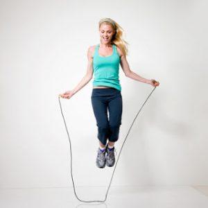 Lompat Tali Bisa Menambah Tinggi Badan