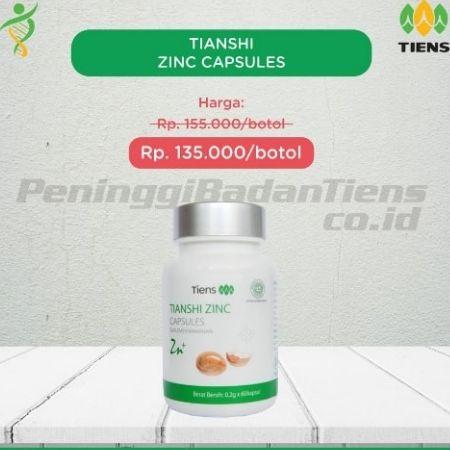 Tianshi Zinc Capsules
