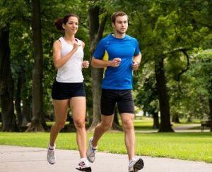 manfaat lari untuk menambah tinggi badan