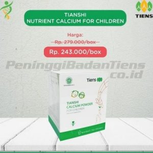 tianshi nutrient calcium for children